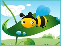 """Найди отличия """"Пчёлка"""""""