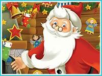 """Пазл """"Санта Клаус"""""""