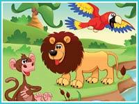 """Пазл """"Животные Африки"""""""