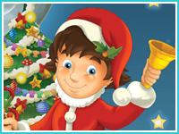"""Найди отличия """"Рождество"""""""