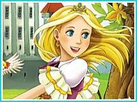 "Пазл ""Принцесса"""
